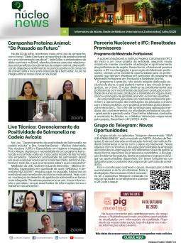 Nucleo News Maio