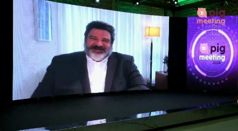 Em ambiente virtual, PIG MEETING alcançou, ao vivo,...