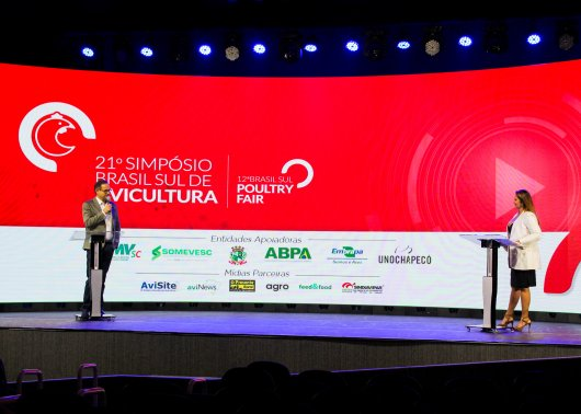 Tecnologia e inovação marcam 21º Simpósio Brasil Sul de Avicultura