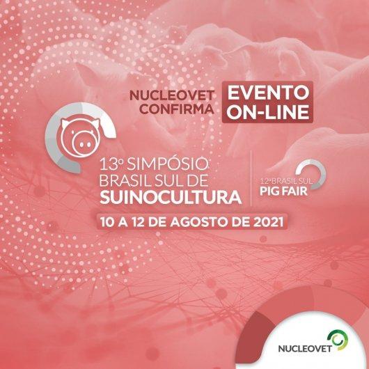 13º Simpósio de Suinocultura debate o cenário mundial do setor